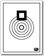 picture regarding Printable Zeroing Targets known as Printable Taking pictures Objectives and Gun Goals NSSF